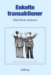 enkelte transaktioner - bog
