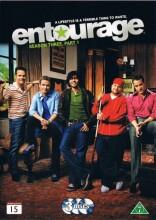 entourage - sæson 3 - del 1 - hbo - DVD