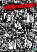 entourage - sæson 3 - del 2 - hbo - DVD
