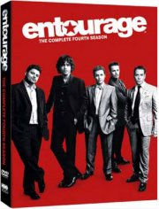 entourage - sæson 4 - hbo - DVD