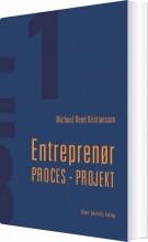 entreprenør - proces - projekt - bog