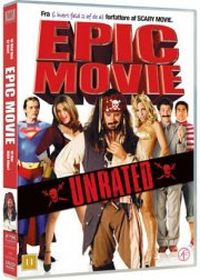 epic movie - unrated - DVD