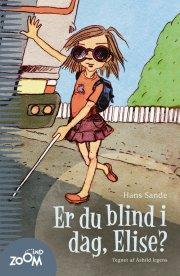 er du blind i dag, elise? - bog