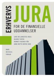 erhvervsjura - for de finansielle uddannelser - bog