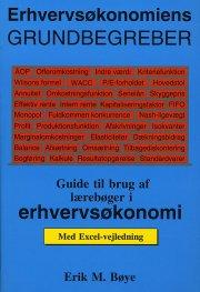 erhvervsøkonomiens grundbegreber - bog