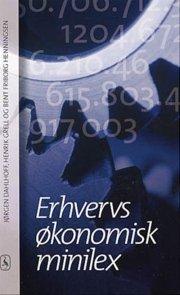 erhvervsøkonomisk minilex - bog