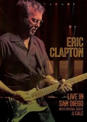 eric clapton live in san diego - DVD