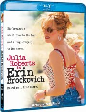 erin brockovich - Blu-Ray