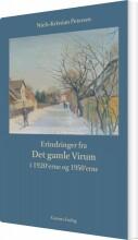 erindringer fra det gamle virum i 1920'erne og 1950'erne - bog