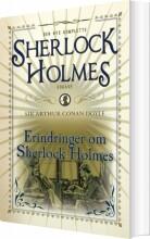 erindringer om sherlock holmes, bd 4 - bog