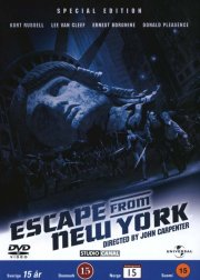 escape from new york - special edition - DVD