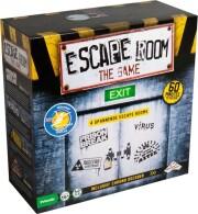 escape room spillet - dansk - Brætspil