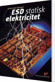 esd statisk elektricitet - bog