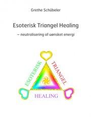 esoterisk triangel healing - bog