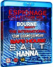 espionage collection - vol. 1 - Blu-Ray