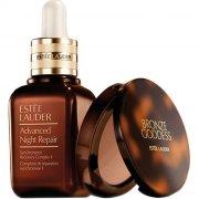 estée lauder advanced night repair serum 30 ml & mini bronzer - Makeup