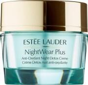 estée lauder nigthwear plus anti-oxidant night detox creme 50 ml - Hudpleje