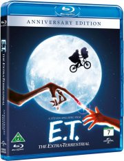 e.t. film - the extra-terrestrial - Blu-Ray