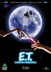 e.t. film - the extra-terrestrial - DVD