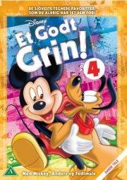 et godt grin vol. 4 - disney - DVD