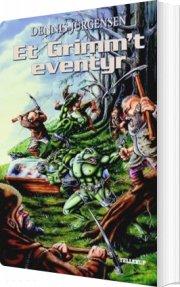 et grimm't eventyr - bog