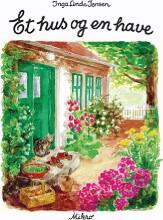 et hus og en have - bog