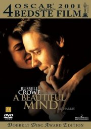 a beautiful mind / et smukt sind - DVD