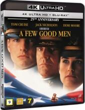 a few good men / et spørgsmål om ære - 4k Ultra HD Blu-Ray