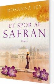 et spor af safran - bog
