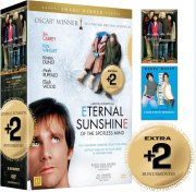 eternal sunshine of the spotless mind // winter passing // how to deal - DVD