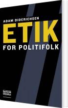 etik for politifolk - bog