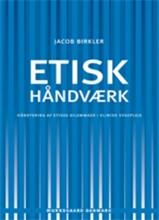 etisk håndværk - bog