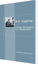 etiske begreber og problemer - bog