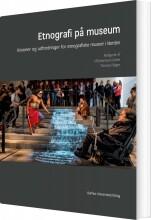 etnografi på museum - bog