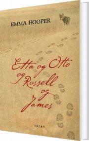 etta og otto og russel og james - bog