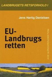 eu-landbrugsretten - bog