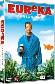eureka - sæson 2  - DVD