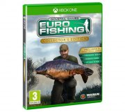 euro fishing (collector's edition) - xbox one