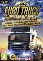 euro truck simulator - mega pack - PC