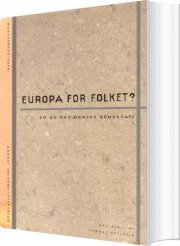 europa for folket? - bog