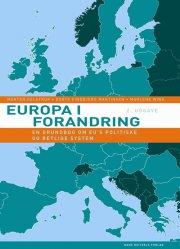 europa i forandring - bog