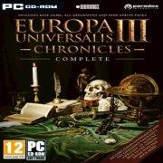 europa universalis iii - chronicles complete - PC