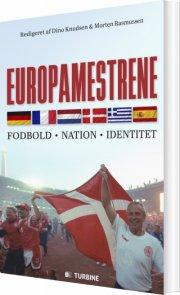europamestrene - bog
