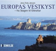 europas vestkyst - bog
