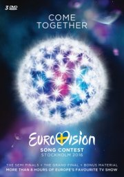 eurovision song contest 2016 stockholm - DVD