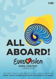 eurovision song contest 2018 - lissabon - DVD