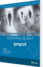 evaluering og test i geografi - bog