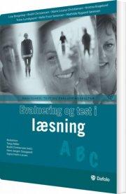 evaluering og test i læsning - bog