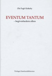 eventum tantum - bog