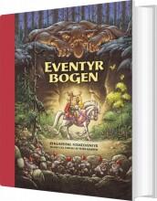 eventyrbogen - luksusudgave i eksklusiv æske - bog